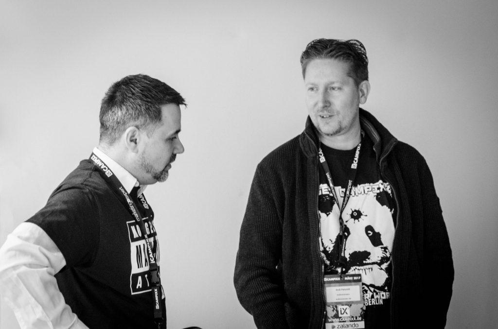 Contentixx 2017 Recap Sven Deutschländer und Andi Petzold