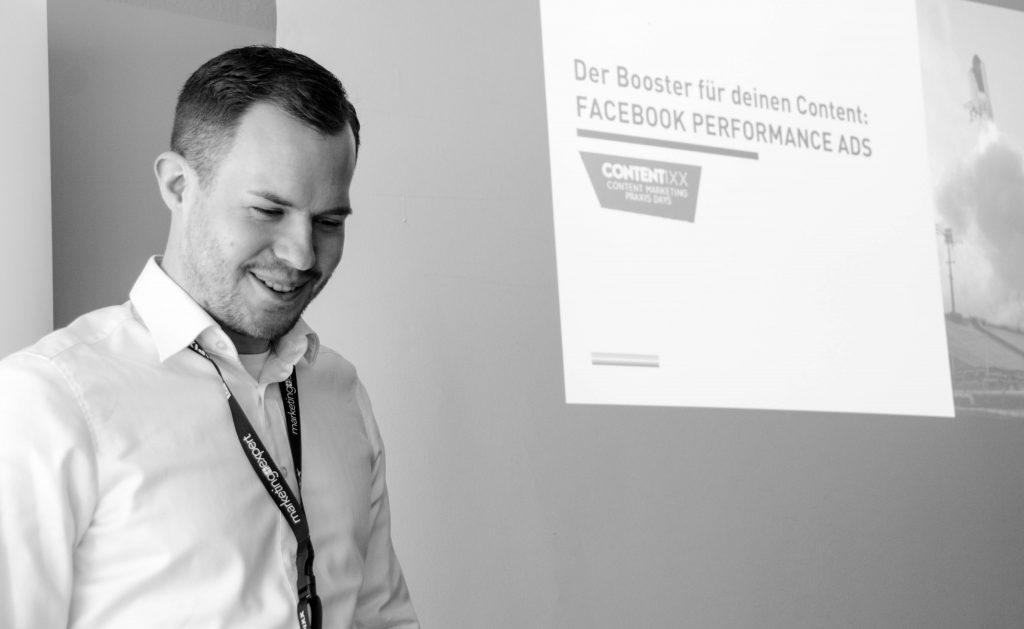 Contentixx 2017 Recap - Malte Galus Facebook Performance Ads
