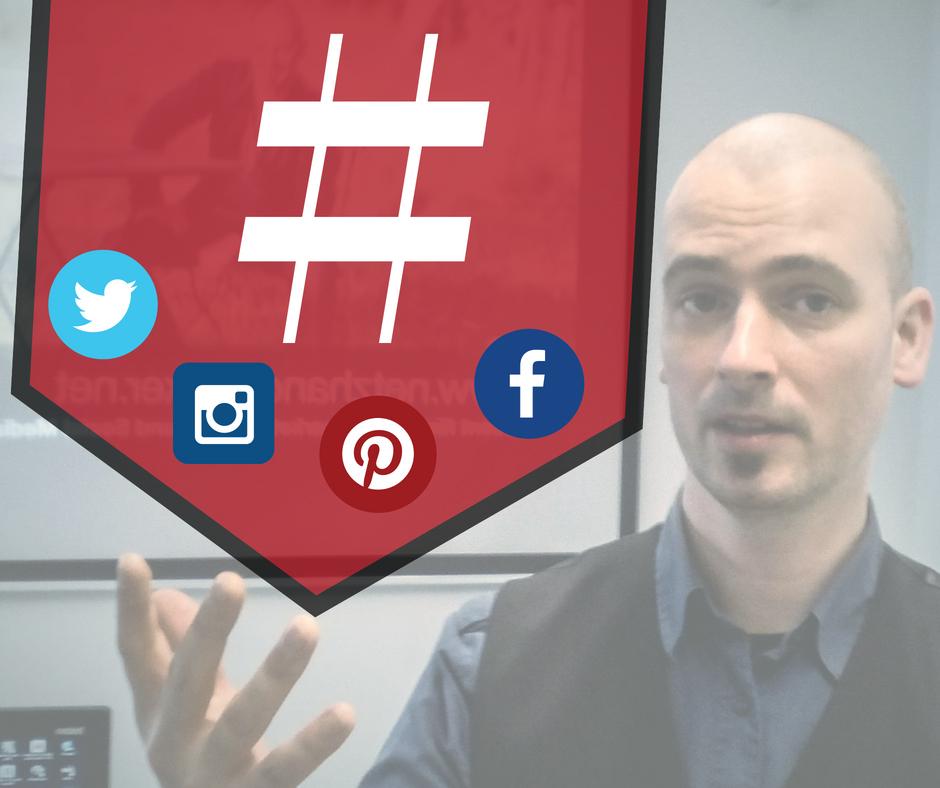 Hashtags in Social Media einsetzten